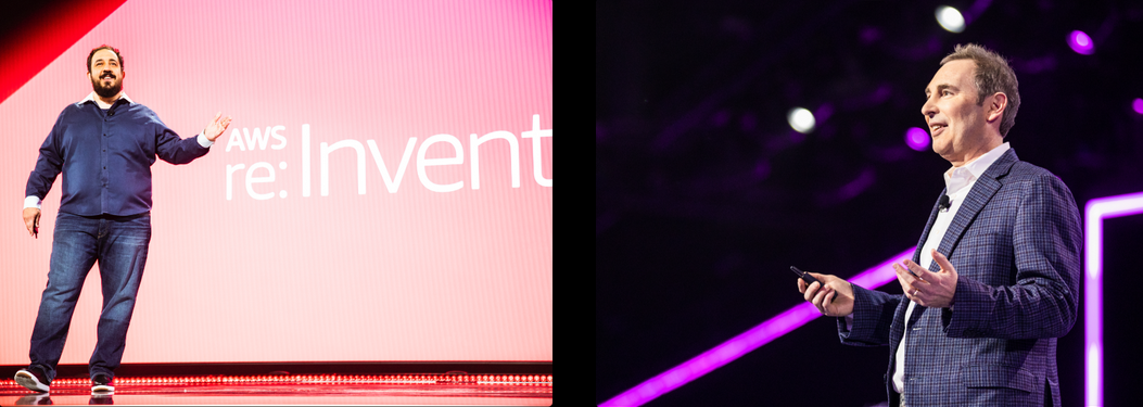 AWS re:Invent 2019 streaming